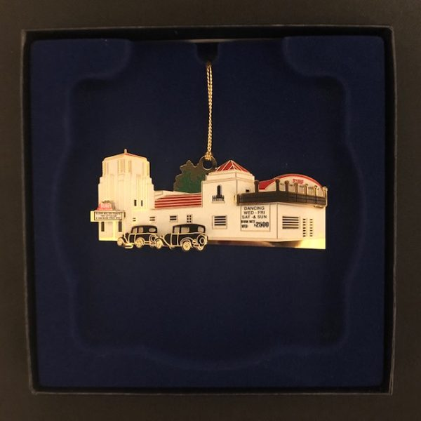 Surf Ballroom 1933 Ornament