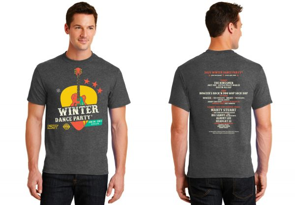 2020 Winter Dance Party Shirt